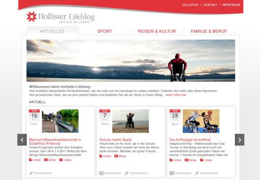 Hollister Lifeblog