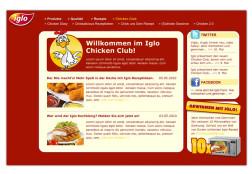 Iglo Chicken-Club